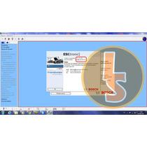 Bosch Esitronic 2017 - Planos De Teste E Peças