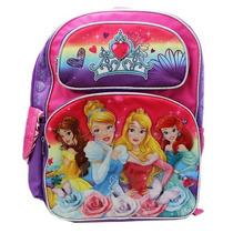 Mochila Princesas Disney - Arco-íris Vibrante - 655990