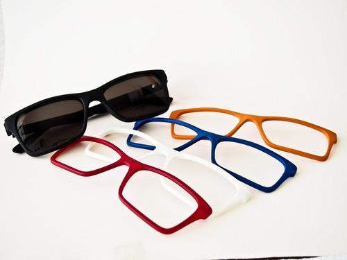1f38571df1e4f Armação Para Óculos Smart Troca Frente M.934 Original