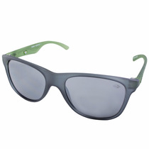 Óculos Mormaii Lances Cinza E Verde E Lente Cinza Lançamento