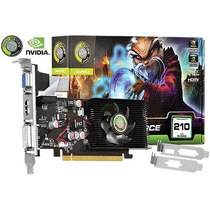 Placa De Video Geforce G 210 1gb Ddr2 64 Bits Dvi|hdmi|vga