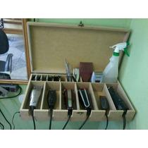 Suporte Para Máquinas De Barbeiro & Cabeleireiro Laçamento