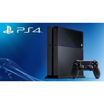 Playstation 4 Novo Envio Rápido