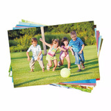 10 Folhas Foto Papel Fotográfico Glossy 10x15 Cm A6 180g