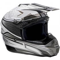 Capacete Helt Motocross New Desing - 58 + Brinde