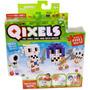 Qixels Exército De Esqueletos Brinquedo De Montar 500 Cubos