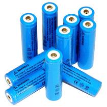Mini Bateria Recarregavel P/ Mini Lantena Tatica Cree Police