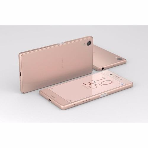 Smartphone Sony Xperia X F5121 3gb / 32gb 1sim Tela 5.0 Rose