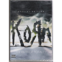 Korn-the Path Of Totality-dvd+cd Original Novo Lacrado Raro