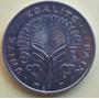 Dijbouti: Grande Moeda 5 Francs De 1986 Fc 32 Mms