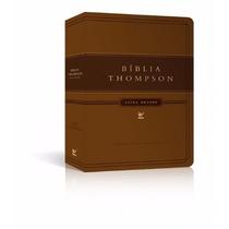 Bíblia De Estudo Thompson Letra Grande Luxo