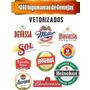 +240 Vetores,imagens E Fontes Marcas Cervejas Cdr,png,ai,eps