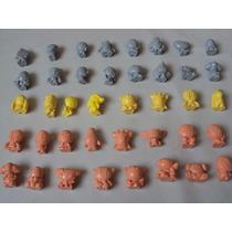 Panini 40 Bonecos Pequenos B Formato Geloucos