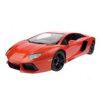 Lamborghini Aventador Carrinho De Controle 1:24 Brinquedo