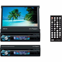 Dvd Automotivo Multimídia Phaser Ard7201 7 Usb/sd Com Contr