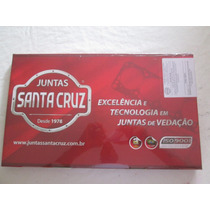 Jogo Junta Motor Vw Ap 1.6 1.8 Ap S/jta Cabeçote Gol Santana