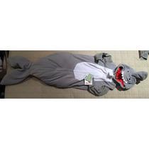Macacão Tubarão Lindo E Quentinho