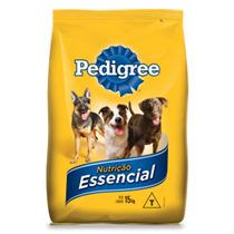 Ração Pedigree Nutrição Essencial 15kg Cães