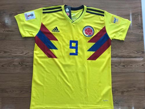 Camisa Seleção Da Colômbia Copa Do Mundo Da Rússia 2018. R  189.99 e5c6b7795f123