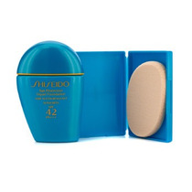 Base Líquida Shiseido- Anti Idade Fator Proteção 42 - Sp30