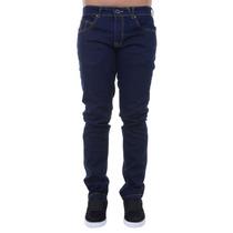 Calça Masculina Volcom Jeans 2x4 Marinho