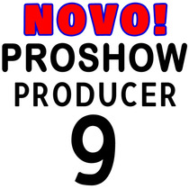 Proshow Producer 9 2018 + Gold 9 + Styles Packs + Brindes