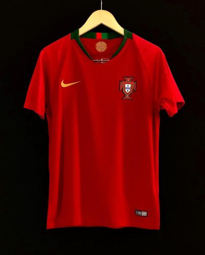 Camisa Nike Seleção Portugal 2018 Oficial Copa Do Mundo b71dfa00e3249