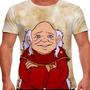Camiseta Caverna Do Dragão Mestre Dos Magos Masculina