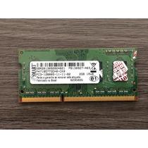 Kit Memoria Notebook Ddr3 2x2gb Pc3l 12800s 11 11 B2 Smart