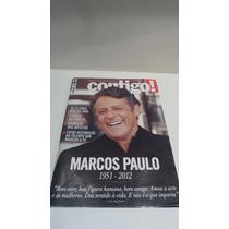 Revista Contigo Reportagem Especial Marcos Paulo - 0034