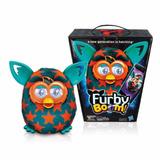 Furby Boom Lançamento Original Fala Portugues Laranja Verde