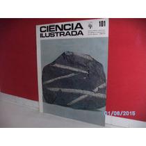 Revista Ciência Ilustrada Nº101 Vol.7 Abril Cultural Ind1971