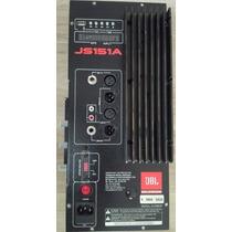 Amplificador Da Caixa Ativa Jbl Selenium Js151a