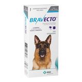 Antipulga E Anticarrapato Bravecto Cães De 20-40kg 01/2020