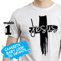 4aac78337860 Busca camisetas evangelicas com os melhores preços do Brasil ...