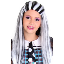 Peruca Monster High - Spectra, Abbey Ou Frankie