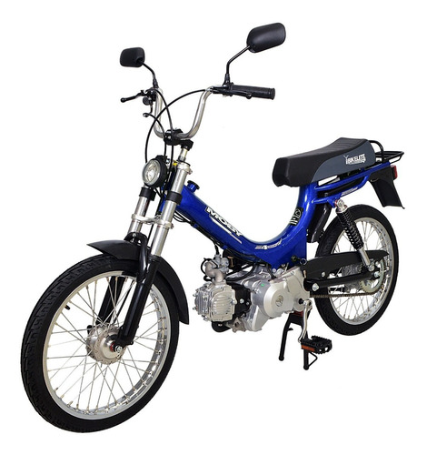 Mobilete Bikelete Moby 4 Tempos Automatica Bicicleta Motor A Venda