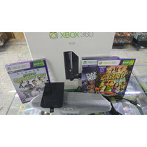 Xbox 360 250 Gb+kinect +20 Jogos Originais.