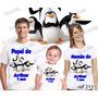 Lembrança De Aniversario Pinguins De Madagascar Kit Com 3