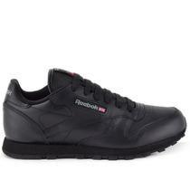 Tênis Reebok Classic Leather Black 50149