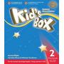 American Kids Box 2 - Workbook With Online Resources - Updat Original