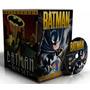 Dvd Batman: A Série Animada - Edição Completa + Filmes