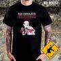 Camiseta De Banda - The Exploited - On Stage - Punk