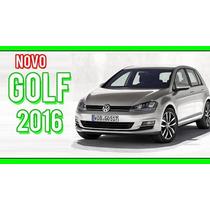 Golf 1.6 Comfortline Msi ( 2015-2016 ) Okm A Pronta Entrega