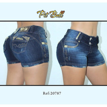 Shorts Pit Bull Promoção Coleção Nova