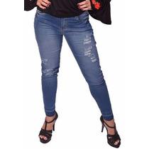 0f30a018c Feminino Calças Jeans Sawary com os melhores preços do Brasil ...