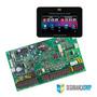 Kit Central Paradox Evo192 + Teclado Touchscreen Tm50