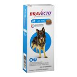 Bravecto Antipulgas E Carrapatos Cães De 20 A 40kg + Brinde