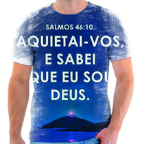 Camisa, Camiseta Gospel Moda Evangélica Frases Cristã 79