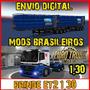 Euro Truck Simulator 2 Mod Brasil 2018 Atualizado V. 1.30.2s